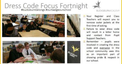 Dress Code Focus Fortnight Visual